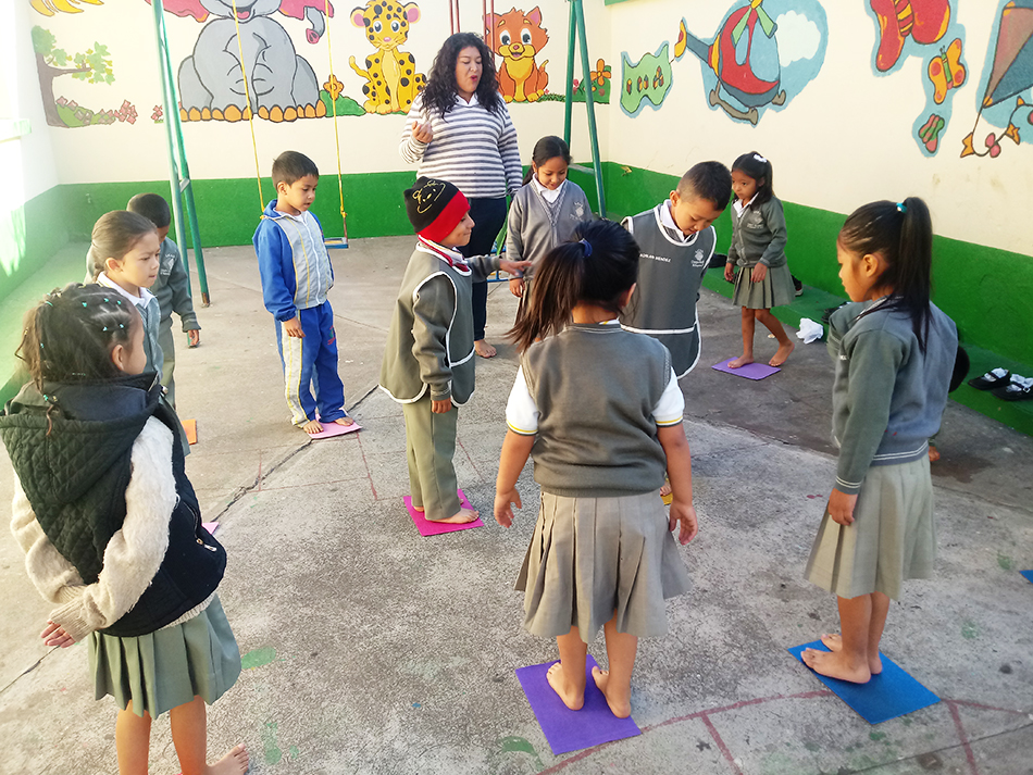 Preparatoria Aprende De Texturas 2018 Colegios En Villa Nueva